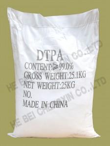 DTPAは25kgの袋に入っています