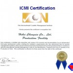 ICMI_certification